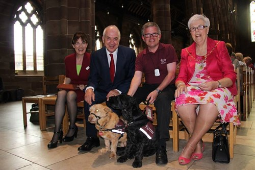 Hearing Dogs For Deaf People At St Martin Pic