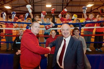 O'Dells Community Amateur Boxing Club