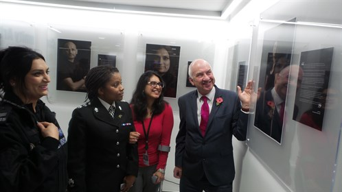 Humans Of WMP Exhibition