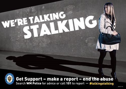 STALKING CAMPAIGN