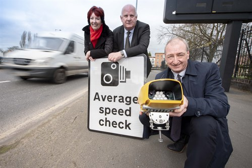 E And S Speed Camera
