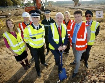 Work starts on new Perry Barr Custody Suite