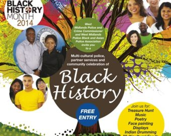 Multi-cultural celebration of Black History Month