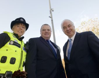 CCTV camera boost will help keep crime down in Sandwell