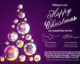 Wishing everyone a Happy Christmas