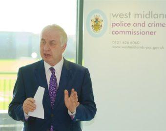 Police Commissioner secures £3 million to fight violent crime