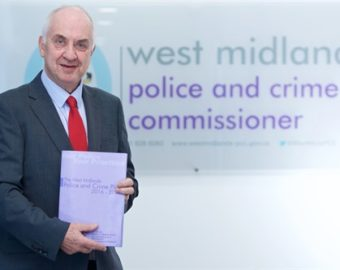 PCC's Blog: My New Police and Crime Plan