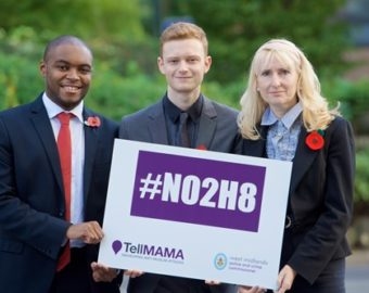PCC and Assistant PCCs back Islamophobia Awareness Month