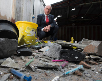 Police Commissioner funds new scheme to break the cycle of drug crime