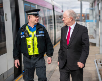 PCC welcomes the 2.5% pay increase for police officers