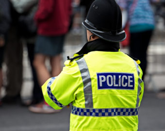 Police pay rise could lead to smaller force