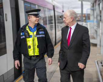 Clampdown launched following rise in spitting incidents on the buses