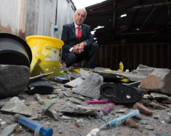 PCC sets out his key asks ahead of government's Drug Summit