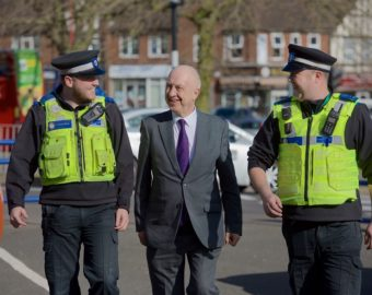 PCC reacts to the Home Office's Front Line Review into policing