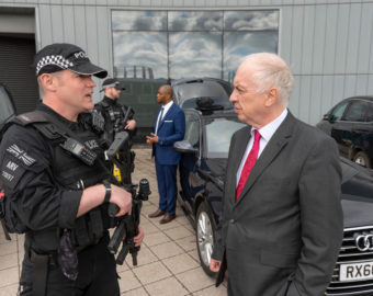 PCC urges government to put new officers in high crime areas
