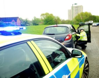 Crackdown on dangerous and irresponsible driving