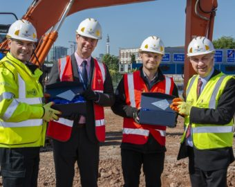 Work starts on police Commonwealth Games suite
