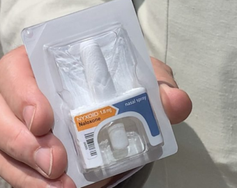 Life saving nasal spray rolled out to police officers