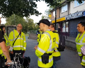Deputy PCC urges people to sign up to Street Watch