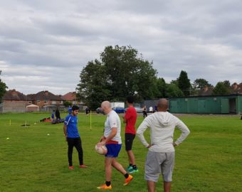 PCC funds summer rugby club for young people in Birmingham
