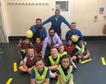 PCC funds summer activities to keep young people off the streets