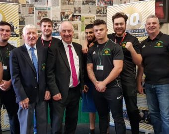 PCC funds boxing summer camp for young people in Birmingham