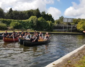 PCC funds outdoor activities to divert young people from crime