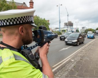 Tough action to tackle drivers who put pedestrians lives at risk