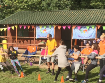 PCC funds camping and sports for young people in Coventry