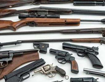 Firearms surrender sees nearly 150 items handed in.