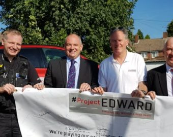 PCC opens Project EDWARD event in Birmingham