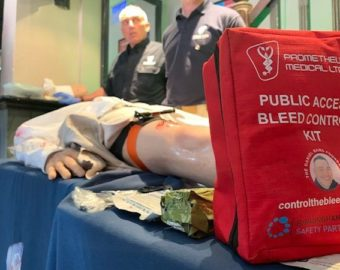Bleed Control Kits rolled out across the West Midlands
