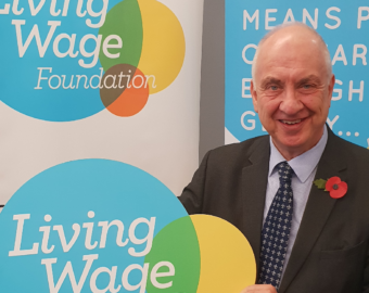 First PCC recognised as Living Wage Funder
