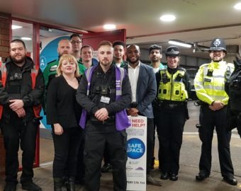 Arcadian Centre 'Safe Space' funded for three more months