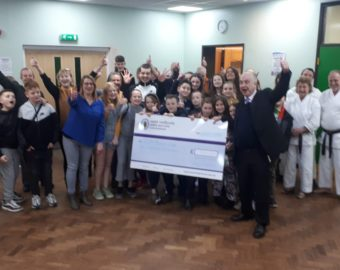 £2,900 for Youth Cafe In Cheswick Green