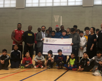 £6,000 grant ensures sport all-year round for local Dudley youngsters