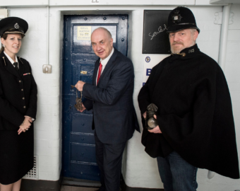 Lottery fund win to bring a new police museum to Birmingham