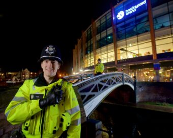 West Midlands Police becomes the first force to pay Special Constables
