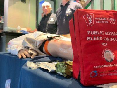 bleed kits training