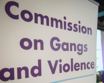 10 year funding deal needed to tackle gangs and violence