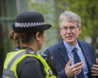 PCC begins search for top team to hold West Midlands Police to account