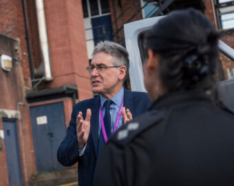 PCC hears from violence reduction organisations to shape crime plan