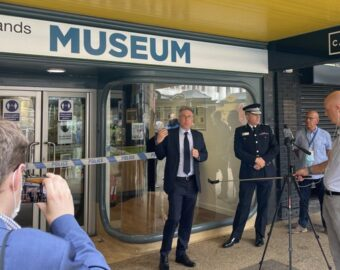 New pop-up museum will showcase Coventry's policing past