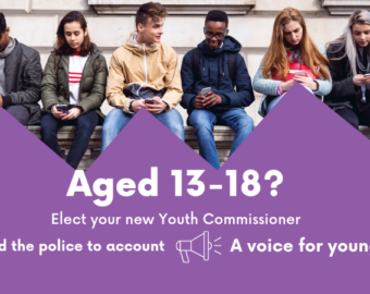 Voting opens: Young people invited to elect Youth Commissioners