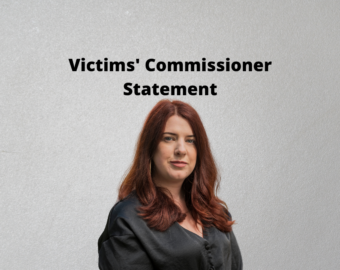 Victims' Commissioner response to reports of sexual harassment in quarantine hotels