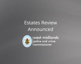 Estates review announced