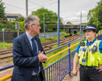Week to go to have your say on policing
