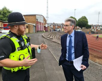 West Midlands PCC responds to Home Office announcement of 'grip' funding