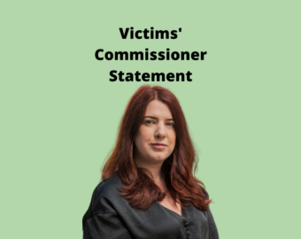 Misogyny as a hate crime – West Midlands Victims' Commissioner response to PM's comments